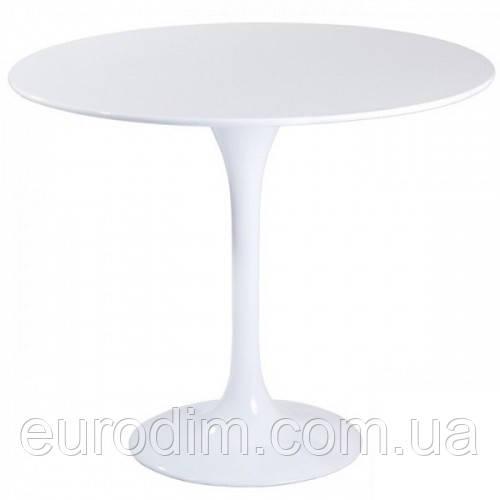 Стол обеденный Тюльпан МДФ 60см