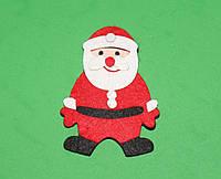 Высечка Дед Мороз 389, фото 1