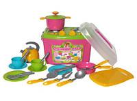 Игрушка кухонный набор 8
