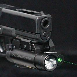 Лазерные фонари и целеуказатели