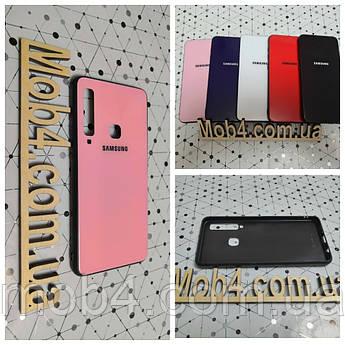 Чохол Скло Бренд (обід силіконовий) для Samsung Galaxy (Самсунг Гелексі) A9S