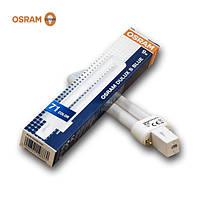 Лампа для лікування жовтяниці Osram DULUX S BLUE 9W/71 G23