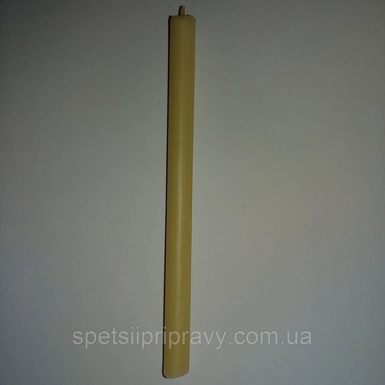 Свечи парафиновые (165mm X 10mm)