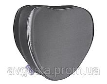 Ортопедическая подушка между колен Sleep Comfort, Beauty Balance TM (ШЕЛК) графит