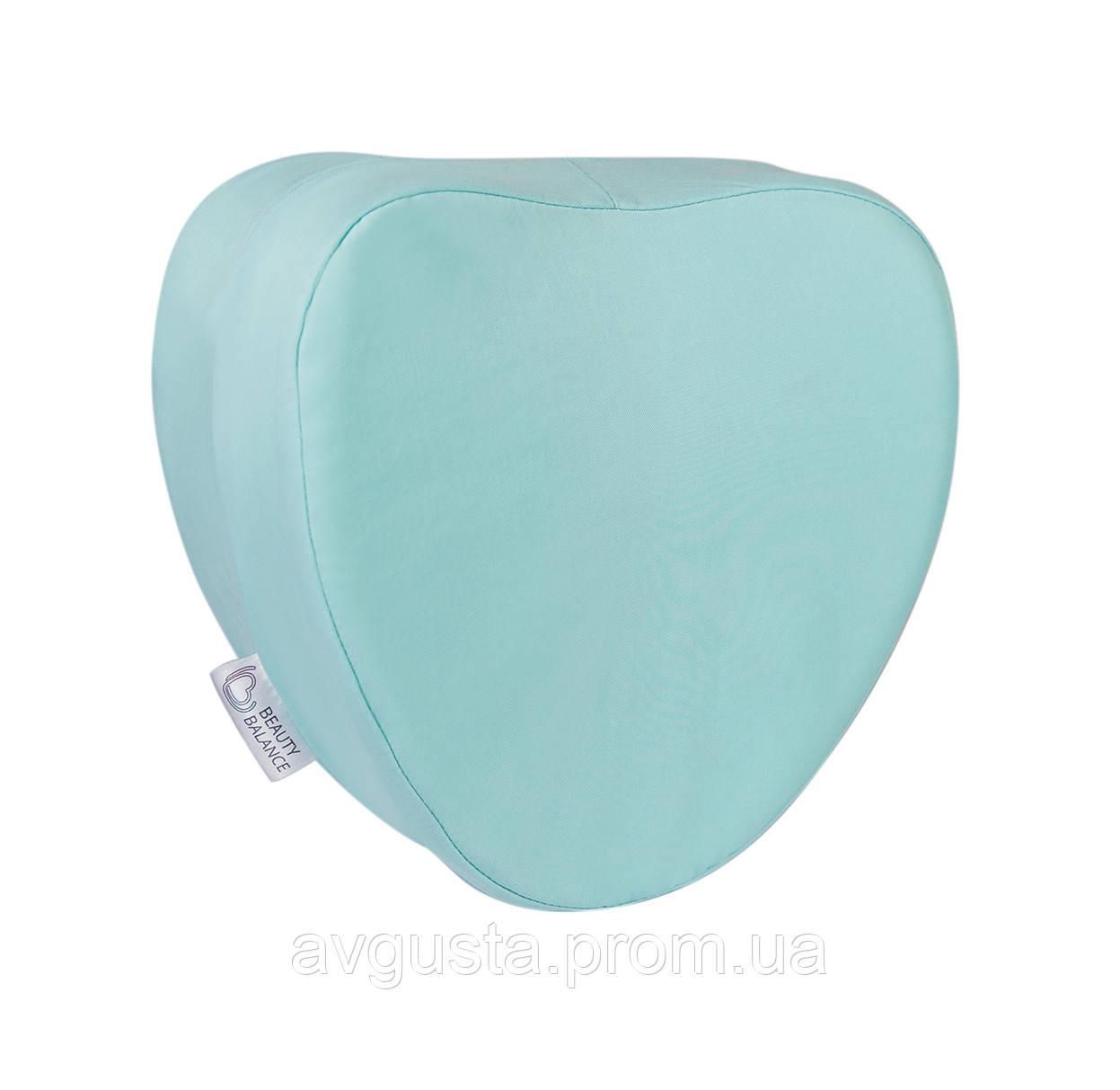 Ортопедическая подушка между колен Sleep Comfort, Beauty Balance TM (ТЕНСЕЛ)