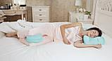 Ортопедическая подушка между колен Sleep Comfort, Beauty Balance TM (ТЕНСЕЛ), фото 5
