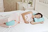 Ортопедическая подушка между колен Sleep Comfort, Beauty Balance TM (ТЕНСЕЛ), фото 7