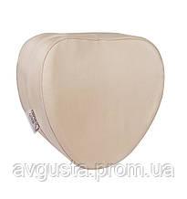 Ортопедическая подушка между колен Sleep Comfort, Beauty Balance TM (ТЕНСЕЛ) бежевый