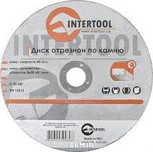 Круг зачистной по камню 115*6*22мм INTERTOOL CT-5111.0