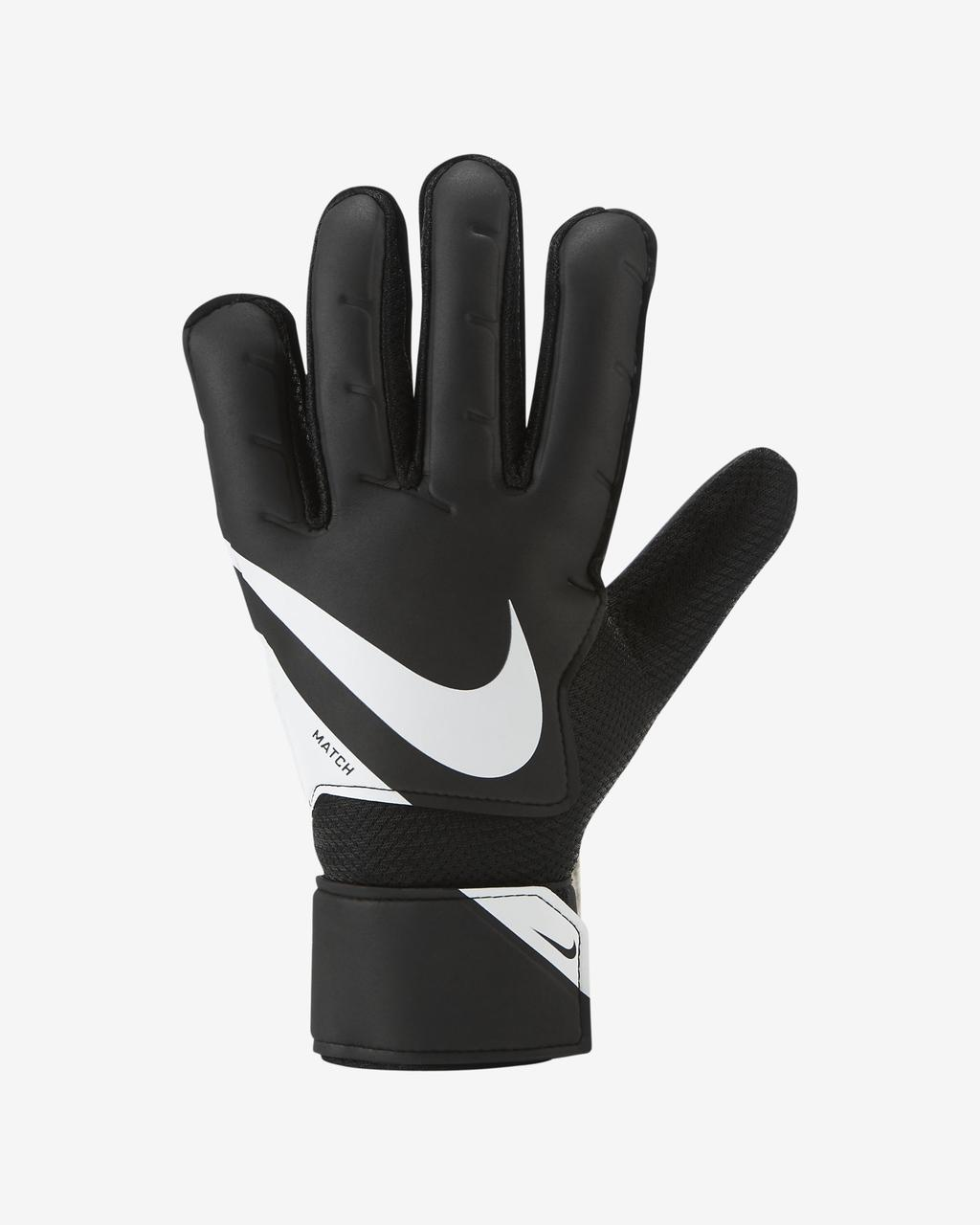 Рукавички воротарські Nike Goalkeeper Match CQ7799-010 Чорний