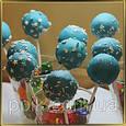 Шоколадная глазурь голубой монолит (5 кг), фото 2
