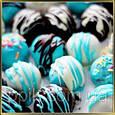 Шоколадная глазурь голубой монолит (5 кг), фото 3