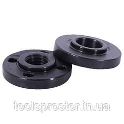Комплект - притискна гайка, шайба для кутової шліфмашини INTERTOOL ST-0013
