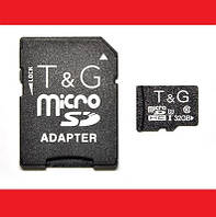 MicroSDHC T&G 32GB Class 10, фото 1