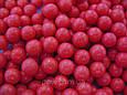 Посыпка шарики Насыщенно Красные 4 мм, 50 грамм, фото 2