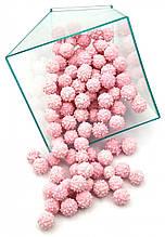 Посыпка Мимоза розовая