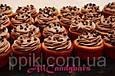Шоколадные дропсы черные, 40% какао,( 0,5 кг), фото 2