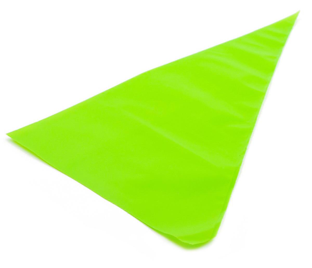 Мешок кондитерский силиконовый GREEN (36см*20см) 100 шт