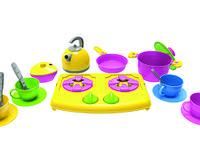 Игрушка кухонный набор 6
