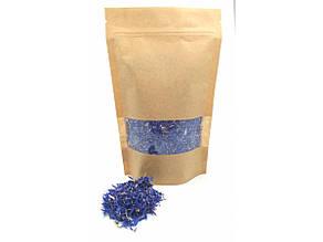 Василек цветок синий 20г, (Волошка)
