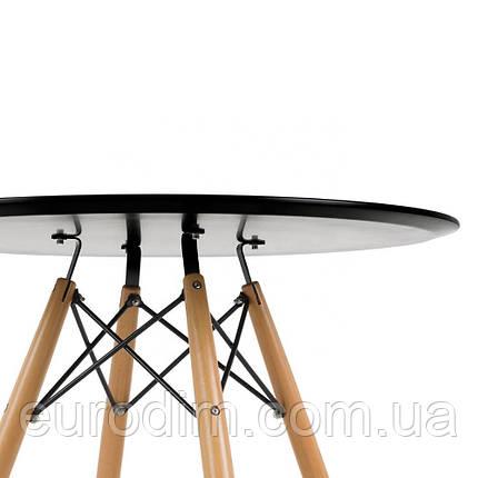 Стол обеденный ТАУЭР ВУД 80см, фото 2