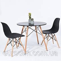 Стол обеденный ТАУЭР ВУД 80см, фото 3