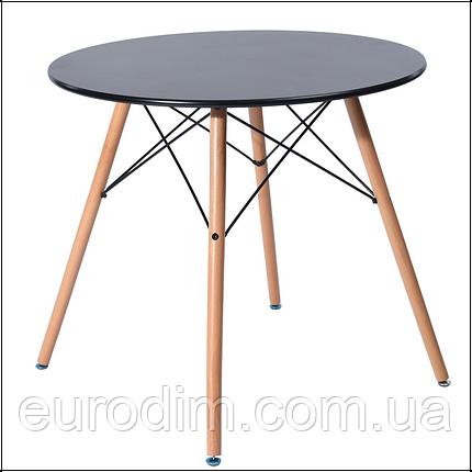 Стол обеденный ТАУЭР ВУД 100см, фото 2