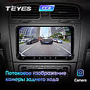 Штатная магнитола Teyes CC2+ VW Volkswagen Golf 5 6 Polo Tiguan touran Passat b7 b6 jetta polo skoda rapid, фото 4