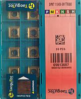 SPMT 110408 TT6080 TaeguTec Пластина твердосплавная фрезерная