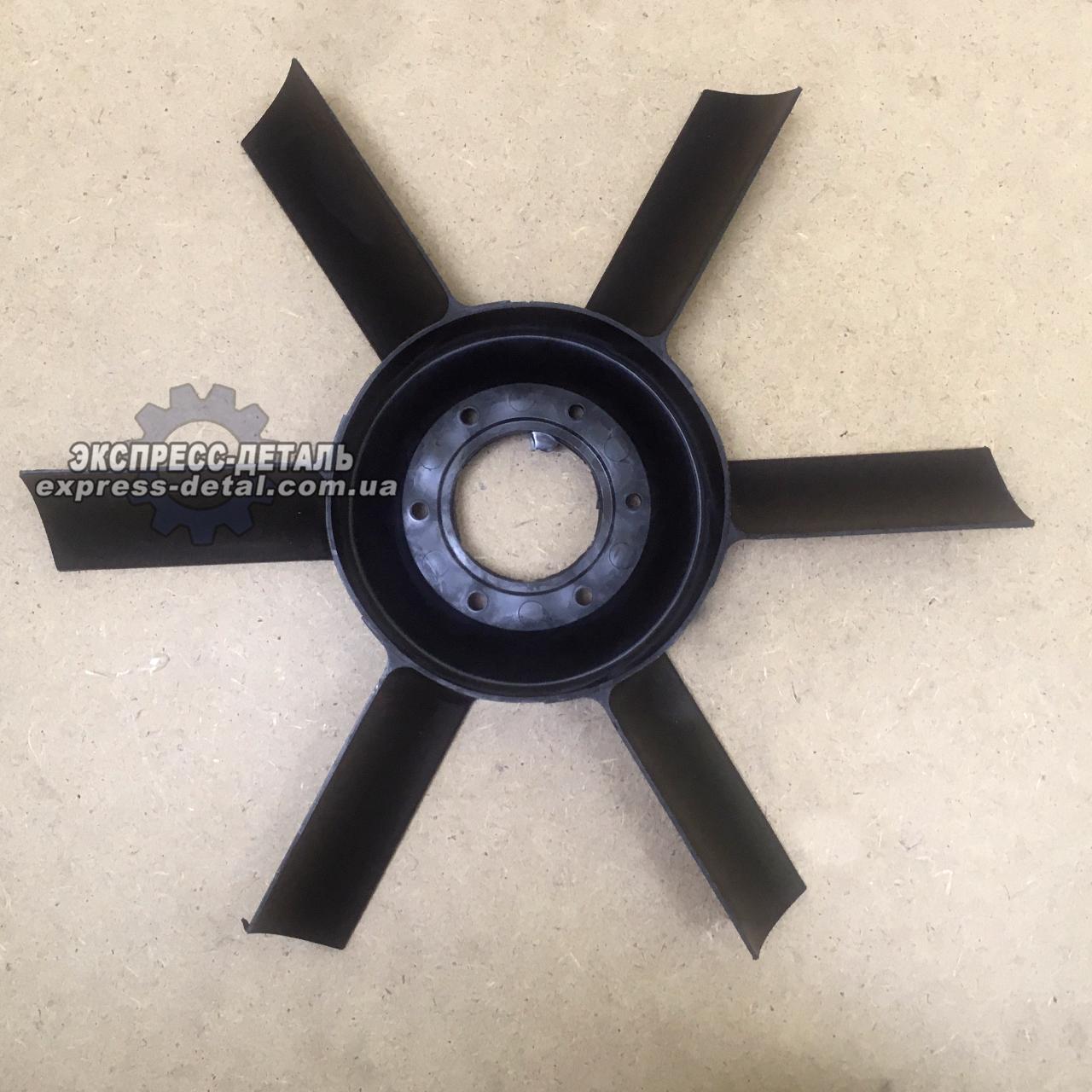 Крильчатка вентилятор МТЗ (пластик) │ 245-1308010-01
