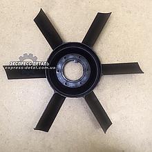 Крыльчатка вентилятор МТЗ (пластик) │ 245-1308010-01