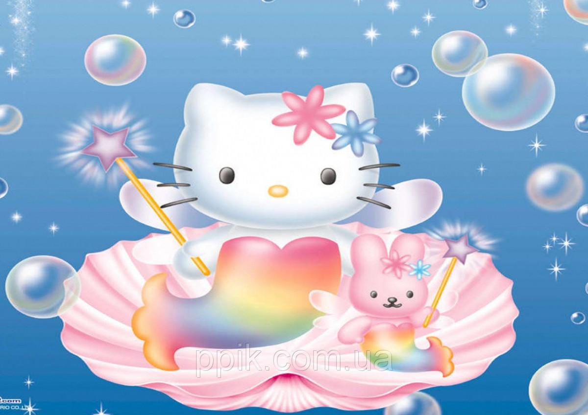 Вафельна картинка Hello Kitty / Хелло Кітті 6