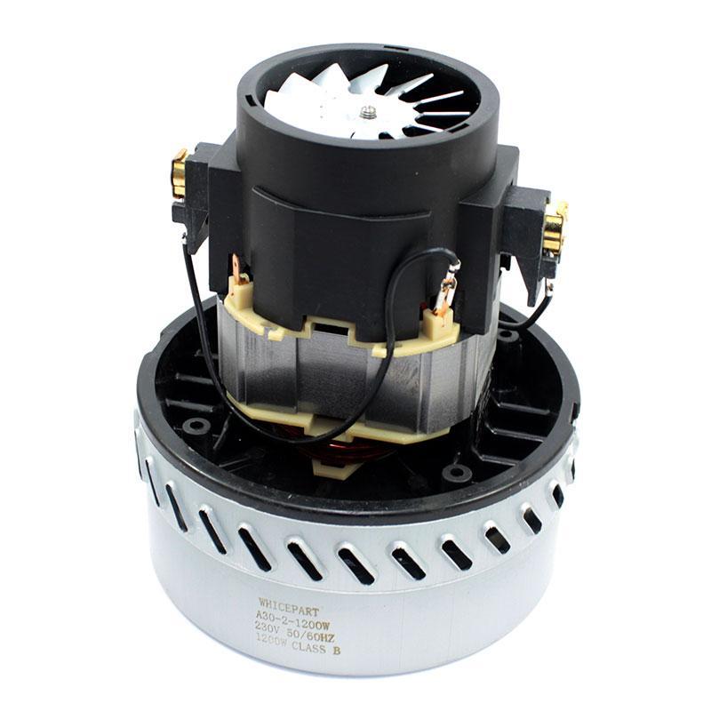 Универсальный двигатель, мотор для моющего пылесоса 1200W A30-2 VC07W30