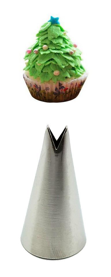 Насадка кондитерская метал. №352