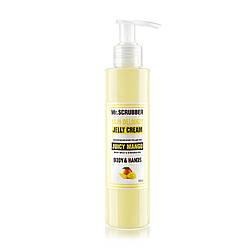 Крем-гель для тела и рук Mr. Scrubber Skin Delights Juicy Mango 150 мл