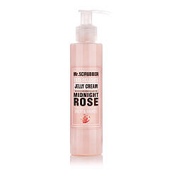 Крем-гель для тела и рук Mr. Scrubber Skin Delights Midnight Rose 150 мл