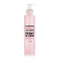 Крем-гель для тела и рук Mr. Scrubber Skin Delights Peony in Love 150 мл