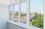 Окно металлопластиковое Open Teck 3000 x 1360 | Лоджия, фото 3