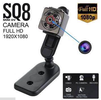 Міні камера SQ8 Full HD з нічним баченням