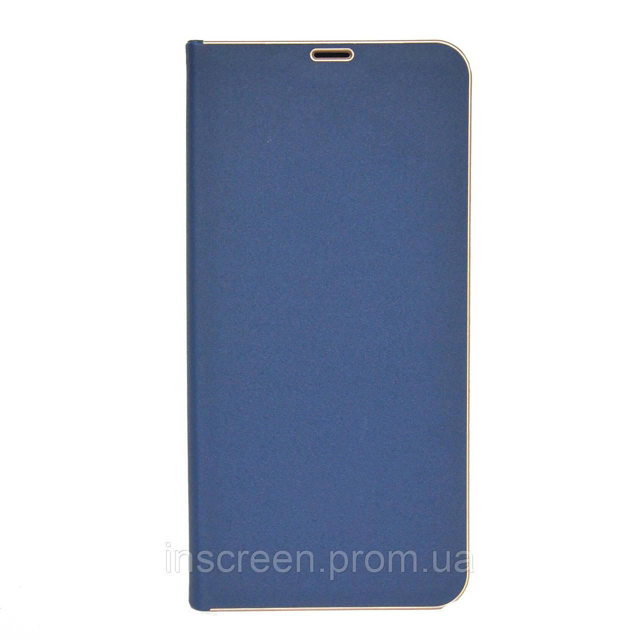 Чохол-книжка Florence TOP 2 Xiaomi Redmi Note 9 синій