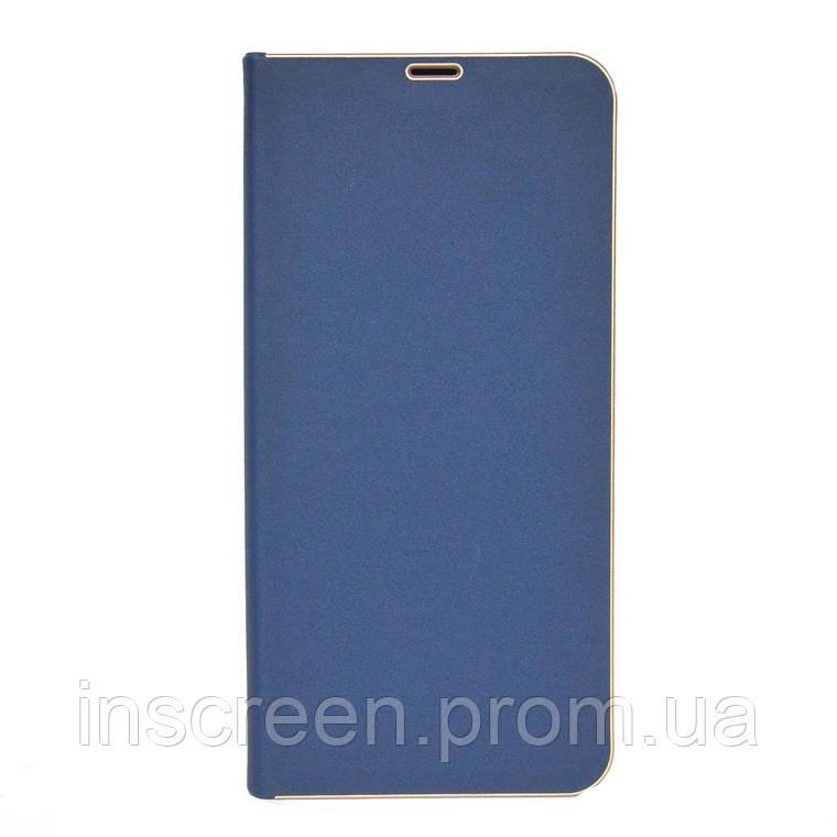 Чохол-книжка Florence TOP 2 Xiaomi Redmi Note 9 синій, фото 2