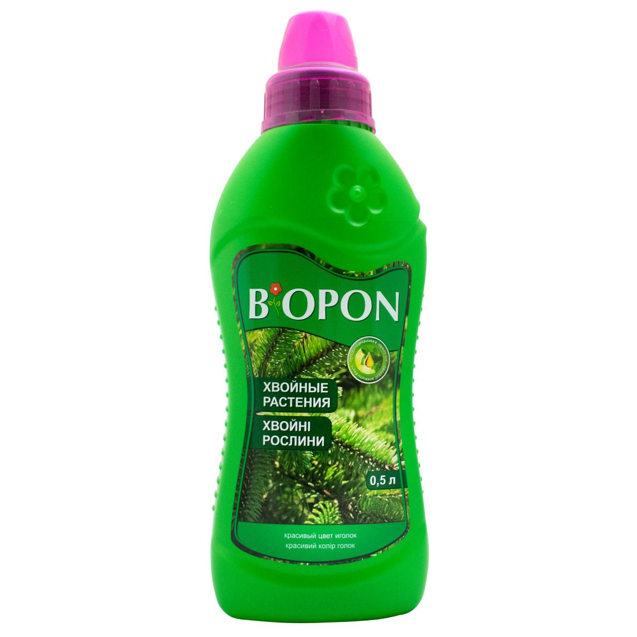 Удобрение Biopon для хвойных растений 500 мл