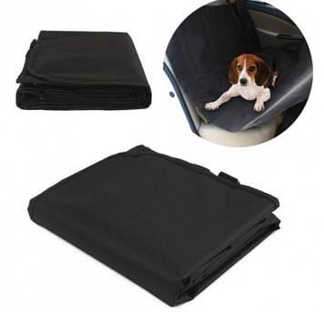 Чохол на автомобільне сидіння для домашніх тварин, Pet Zoom Loungee Auto (Чорний)