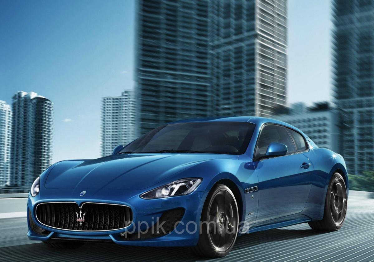 Вафельная картинка автомобиль Maserati