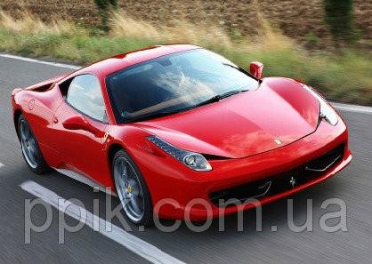 Вафельна картинка автомобіль Ferrari