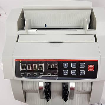 Рахункова машинка для банкнот з детектором банкнот BILL COUNTER 2108 Original