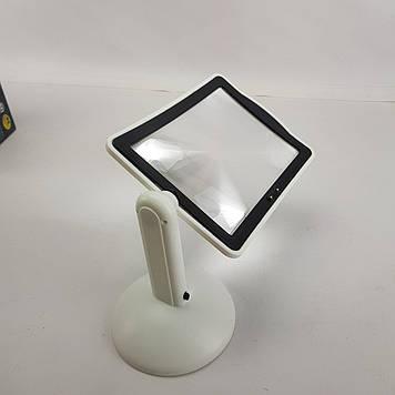 Настольная  лупа с подсветкой Brighter Viewer