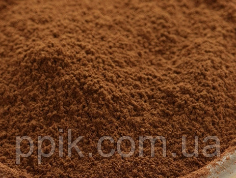 Какао порошок алкализированный с низким содержанием жира Callebaut 0,5 кг