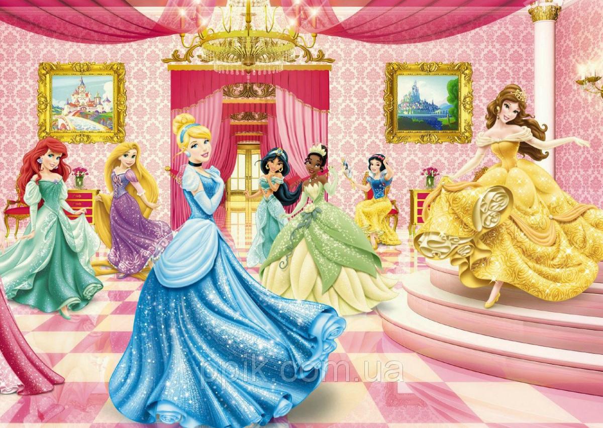 Вафельная картинка Принцессы Дисней 8