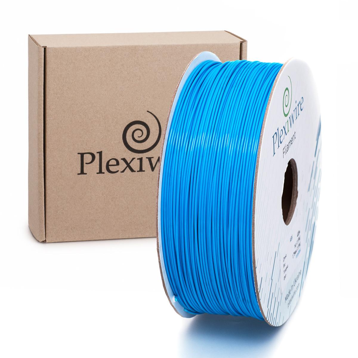 ABS пластик для 3D принтера 1.75 мм Блакитний (400 м / 1 кг)